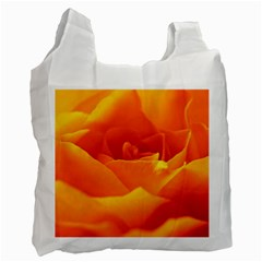 Rose Recycle Bag (two Sides)