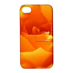 Rose Apple iPhone 4/4S Hardshell Case with Stand
