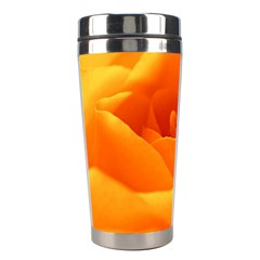 Rose Stainless Steel Travel Tumbler