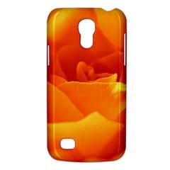 Rose Samsung Galaxy S4 Mini Hardshell Case