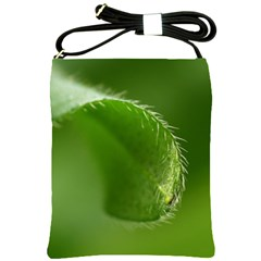 Leaf Shoulder Sling Bag