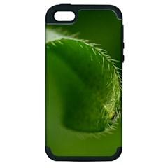 Leaf Apple Iphone 5 Hardshell Case (pc+silicone)