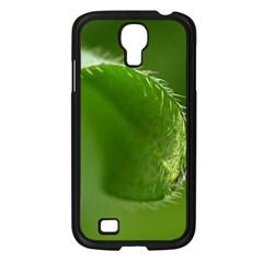Leaf Samsung Galaxy S4 I9500/ I9505 Case (Black)