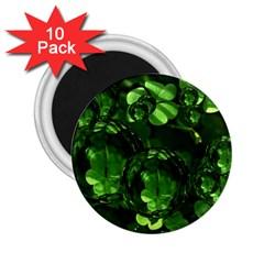 Magic Balls 2.25  Button Magnet (10 pack)