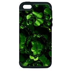 Magic Balls Apple iPhone 5 Hardshell Case (PC+Silicone)