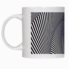 Hypnotisiert White Coffee Mug