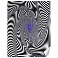 Hypnotisiert Canvas 12  x 16  (Unframed)