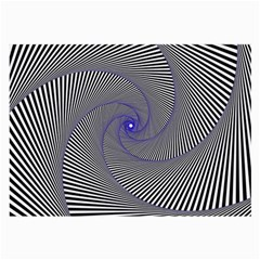 Hypnotisiert Glasses Cloth (Large, Two Sided)