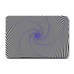 Hypnotisiert Small Door Mat