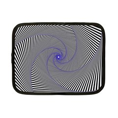 Hypnotisiert Netbook Case (Small)