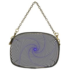 Hypnotisiert Chain Purse (Two Sided)