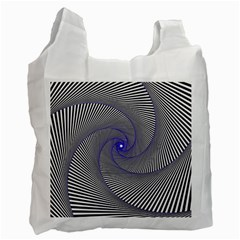 Hypnotisiert Recycle Bag (one Side)