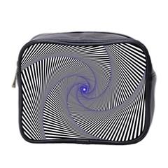 Hypnotisiert Mini Travel Toiletry Bag (Two Sides)