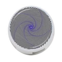 Hypnotisiert 4-Port USB Hub (Two Sides)