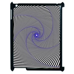 Hypnotisiert Apple iPad 2 Case (Black)