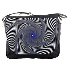 Hypnotisiert Messenger Bag