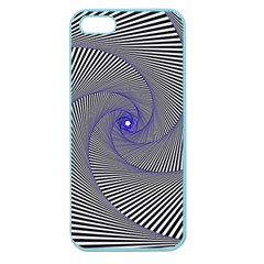 Hypnotisiert Apple Seamless iPhone 5 Case (Color)