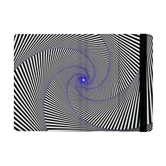 Hypnotisiert Apple iPad Mini Flip Case