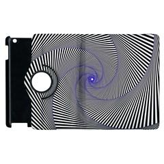 Hypnotisiert Apple Ipad 3/4 Flip 360 Case