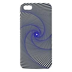 Hypnotisiert iPhone 5 Premium Hardshell Case