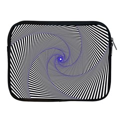Hypnotisiert Apple iPad 2/3/4 Zipper Case
