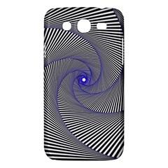 Hypnotisiert Samsung Galaxy Mega 5.8 I9152 Hardshell Case