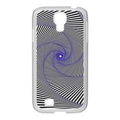 Hypnotisiert Samsung Galaxy S4 I9500/ I9505 Case (white)