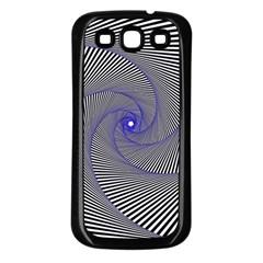 Hypnotisiert Samsung Galaxy S3 Back Case (Black)