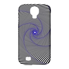 Hypnotisiert Samsung Galaxy S4 Classic Hardshell Case (PC+Silicone)