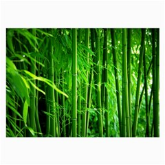 Bamboo Glasses Cloth (large, Two Sided)