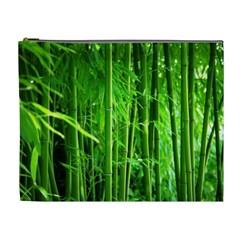 Bamboo Cosmetic Bag (xl)