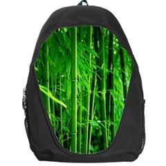 Bamboo Backpack Bag