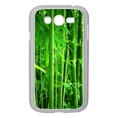 Bamboo Samsung Galaxy Grand DUOS I9082 Case (White)