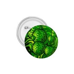 Green Balls  1.75  Button