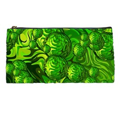 Green Balls  Pencil Case