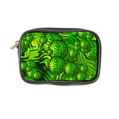 Green Balls  Coin Purse