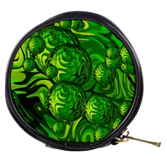 Green Balls  Mini Makeup Case