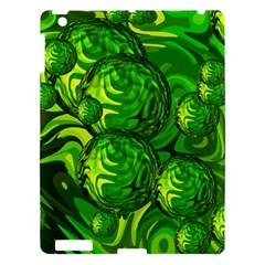 Green Balls  Apple iPad 3/4 Hardshell Case