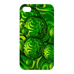 Green Balls  Apple iPhone 4/4S Premium Hardshell Case