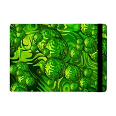 Green Balls  Apple iPad Mini Flip Case