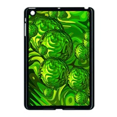 Green Balls  Apple iPad Mini Case (Black)