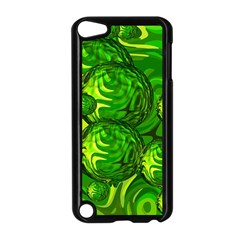 Green Balls  Apple iPod Touch 5 Case (Black)