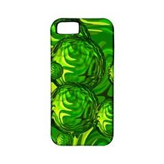 Green Balls  Apple iPhone 5 Classic Hardshell Case (PC+Silicone)