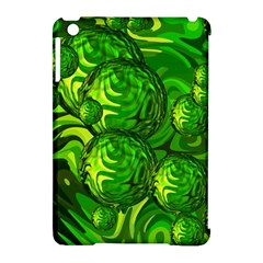 Green Balls  Apple iPad Mini Hardshell Case (Compatible with Smart Cover)