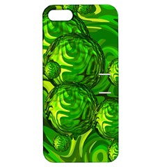 Green Balls  Apple Iphone 5 Hardshell Case With Stand