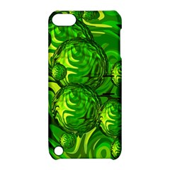 Green Balls  Apple iPod Touch 5 Hardshell Case with Stand