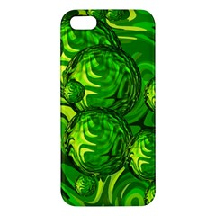 Green Balls  iPhone 5 Premium Hardshell Case