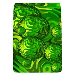 Green Balls  Removable Flap Cover (Small)