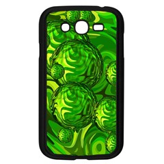 Green Balls  Samsung Galaxy Grand DUOS I9082 Case (Black)