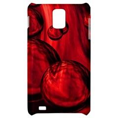 Red Bubbles Samsung Infuse 4G Hardshell Case